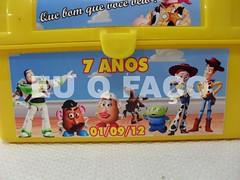 Maletinha Toy Story (EU Q FAO - Brindes Personalizados) Tags: toystory maletinha