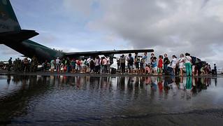 菲律宾救灾突显美中软实力差距