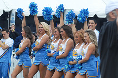 DSC_0091 (bruin805) Tags: cheerleaders ucla bruins danceteam spiritsquad pac12