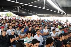 Participan jóvenes conscriptos en el sorteo del Servicio Militar (H. Ayuntamiento de Hermosillo) Tags: jóvenes ceremonia sorteo serviciomilitar conscriptos