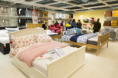 tags uk england people english ikea shop retail store bed bedroom