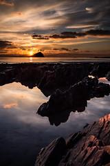 rock pool (Jannerviews) Tags: sunset sea beach clouds canon coast rocks plymouth devon 1022 haida rockpools wembury southhams ndfilter 10stop wemburybeach flickrandroidapp:filter=none vision:mountain=065 vision:sunset=0813 vision:sky=0918 vision:clouds=0875 vision:outdoor=0579 vision:ocean=0701