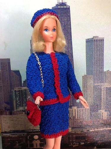 Flickriver Stricken Und Häkeln Für Barbie Co Pool