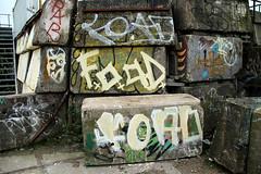 graffiti (wojofoto) Tags: amsterdam graffiti wojofoto ndsm foad wolfgangjosten