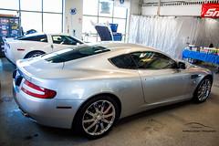 SHOW CAR DETAIL Aston Martin DB9 (Matthew Groner) Tags: show detail car martin aston db9
