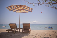 Beach time (Channed) Tags: travel sea bali beach water strand indonesia coast vakantie asia day reis zee clear shore indonesi landschap kust azi tanjungbenoa southkuta projectweather chantalnederstigt