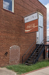 Keadle Hardware Company (jwcjr) Tags: sign cokesign barnesvillega barnesvillegeorgia keadlehardwareco