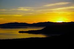 DSC00871 (Light Brigading) Tags: california sunset mountain lake mountains nevada tahoe laketahoe inclinevillage