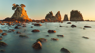 Bonsai Rocks of Minokakeiwa