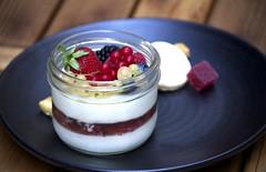 YatraChef (YathraChef) Tags: dessert pannacotta indianrailways irctc yatrachef freshfoodintrain foodintrain