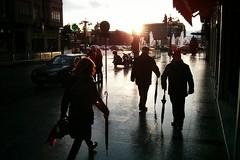 street people españa sun sunlight wet rain contrast... (Photo: Raúl Villalón on Flickr)