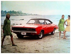 1968 Dodge Charger (Rickster G) Tags: hardtop 1969 car ads se 1974 1971 flyer 60s muscle convertible super literature 1966 bee 1967 70s dodge 1970 1968 hemi mopar 500 daytona sales 1972 brochure coupe 440 1973 rt charger sixpack dealer 426 383 4406 bbody scatpack