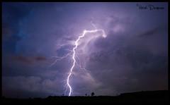 Extranuageux sur les hauteurs de Vitrolles (Nightmar83) Tags: de impact 13 orage étang bouchesdurhône foudre berre vitrolles bifide extranuageux