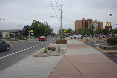 Photo - Baseline Road and Canyon Creek Pedestrian Crossing