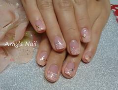 Amy's Nail美甲工作室 (aK990123) Tags: nail nailart 台中市 美甲 南屯區 光療 基礎保養 光療指甲 nailgel 光療凝膠 手足保養 flickrandroidapp:filter=none