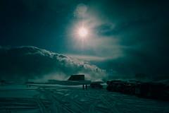 Some Other World (Explored) (OzGFK) Tags: winter snow japan clouds snowboarding volcano nikon asia hokkaido skiing snowing nikkor niseko mtyotei yotei hirafu mountyotei nikefex