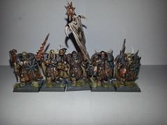 chaos warriors of nurgle (Liam Robertson1) Tags: warhammer gamesworkshop nurgle warriorsofchaos flickrandroidapp:filter=none
