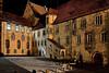 Innenhof Schloss Füssen (Godwi_) Tags: bayern bavaria nightshot renaissance nachtaufnahme füssen allgäu spätgotik illusionsmalerei dblringexcellence hohesschlossfüssen