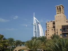 Burj Al Arab (m_artijn) Tags: al dubai uae arab souk burj madinat