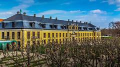 Herrenhäuser Gärten Castle Block