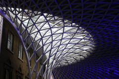 King's Cross Station (The Crow2) Tags: uk england london station canon wonderful eos excellent kingscross anglia 2014 600d lloms thecrow2