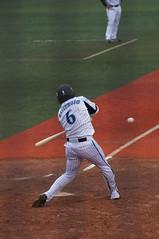 DSC00177 (shi.k) Tags: 140505 横浜ベイスターズ イースタンリーグ 松本啓二朗 横須賀スタジアム