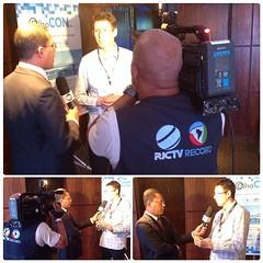 Entrevista Rede Record