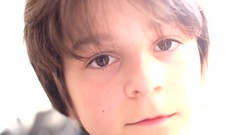 Dan (David_Sillitoe) Tags: portrait eye dan video intense nissan explore flare contact compelling