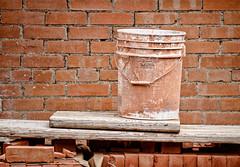 bucket (pixl8) Tags: bucket bricks