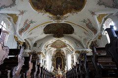Sigmaringen interior