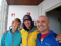 Stefan Glowacz GER (5) Nicoletta Costi Nicola Noe