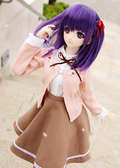 Sakura -  (Haze Jin) Tags: doll dd dollfiedream fatehollowataraxia matousakura
