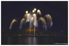 Fourth of July Fireworks (Aurora Santiago Photography) Tags: seattle fireworks fourthofjuly 4thofjuly gasworkspark