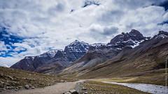 Кора вокруг горы Кайлас в Тибете