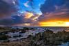 Seagulls Dream Flight (Darvin Atkeson) Tags: ocean california sunset seascape beach landscape monterey surf pacific carmel pebblebeach coastline pacificgrove pointpinos darvin atkeson darv lynneal yosemitelandscapescom