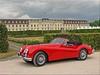Retro Classics meets Barock 2014 in Ludwigsburg - Jaguar
