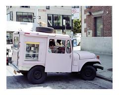 Park Slope NYC ({ brooklyn topographics }) Tags: new york city nyc urban color 120 film home brooklyn pentax kodak medium format 6x7 topographic portra developed 67ii fragment 160