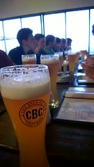 Diner  Pizzeria de Cape brewing Co (deguislouis) Tags: team beers rugby capetown beaune viti capebrewingco