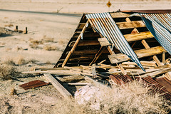 at rest (Marty Hogan) Tags: abandoned junk mess chaos disorder remnants silverpeaknevada