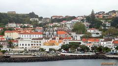 Horta (Aores, Portugal) - 3170 (rivai56) Tags: escale de croisires portugal horta aores ms ryndam compagnie holland america