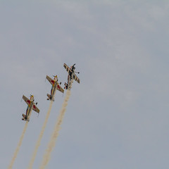 The Flying Bulls (krustyhimself) Tags: scalaria wolfgangsee salzkammergut austria 2014 airshow airchallenge theflyingbulls extral300 oecrb deuna