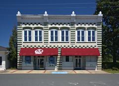 Rabinowitz Building, 1915 (Mike McCall) Tags: copyright2016mikemccall georgia usa photograph image photo baconcounty alma architecture italianate mediterranean moorish