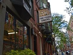 Beacon Capitol Market (AntyDiluvian) Tags: boston massachusetts hill beaconhill street myrtlestreet market store beaconcapitolmarket sign