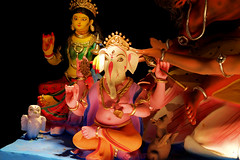 "Durga Puja....... When Kolkata Transforms into An Art Gallery (pallab seth) Tags: hatibagansarbojanin দুর্গোৎসব beautifulplaces westbengal grambanglarchobi best digitalart calcutta sculpture worship hinduism traditional religion religious pandal city cityatnight artistic idol streetart artisans durga puja 2016 kalighat kolkata festival bengal india bengalartisans clay durgaidol tradition durgapuja art culture beautiful highresolution image goddess ""durga kolkata"" light decoration deity দুর্গাপূজা হস্তশিল্প samsungnx85mmf14edssalens samsungnx1"