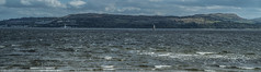 Firth of Clyde Panorama - From Dunoon Oct 2016 (GOR44Photographic@Gmail.com) Tags: scotland argyll bute cowal water sea firthofclyde dunoon lighthouse waves gor44 hills cloud fujifilm xpro1 xf35mmf14 35mmf14