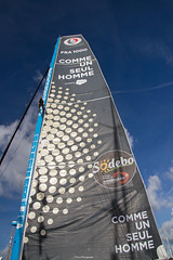 Hissez haut !!! (*PYROS*) Tags: voile vendeglobe mat hauteur navigation ocan course voilier atlantique bateau vende 85 sablesolonne