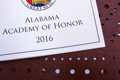 10-24-16 Alabama Academy of Honor Ceremony