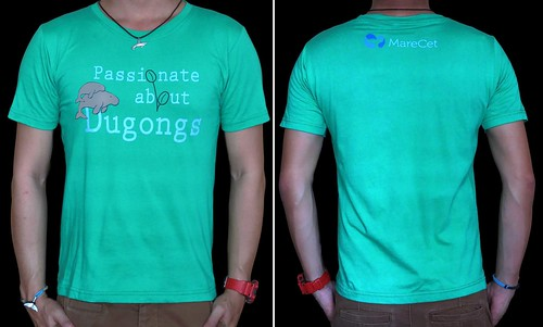 T-shirt_regular (Passionate abt Dugongs)