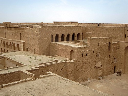 Abbasid Caliphate Fortress