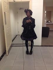 LadyOrisha:FROM MOM (LadyOrisha) Tags: frommom frommomladyorisha egoladyorisha soloartist edm artist music lolita fashion purple nightmares